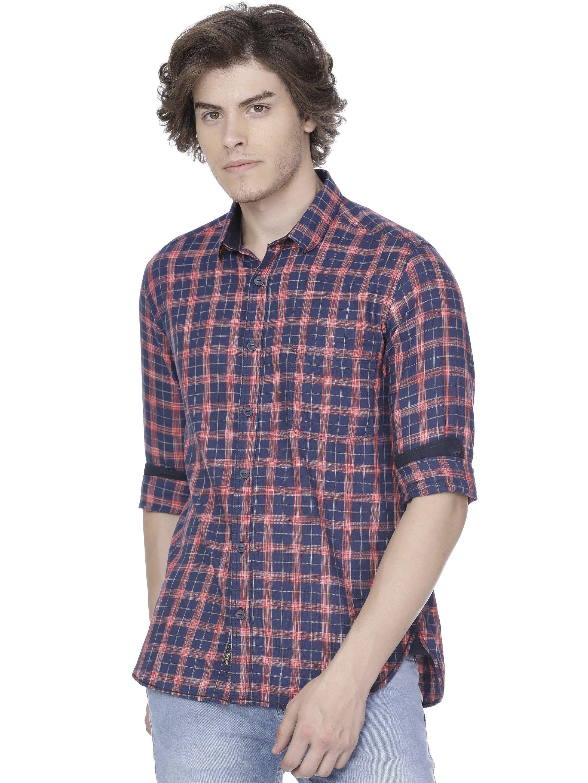 Voi Jeans   Multi Casual Shirts (VOSH1233)