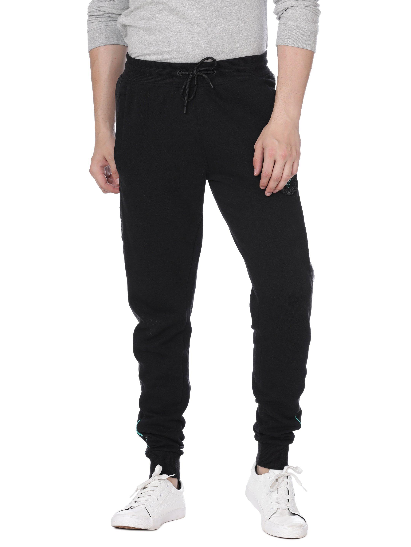 Voi Jeans | Black Trackpants ( VOTP0056)