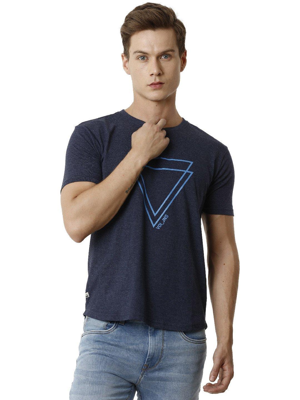 Voi Jeans | Blue T-Shirts (VOTS1415)