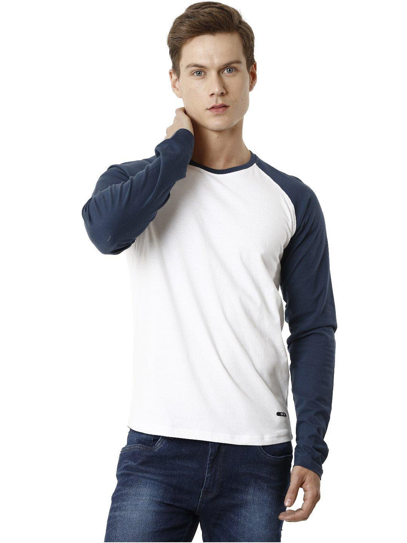 Voi Jeans | White T-Shirts (VOTS1433)