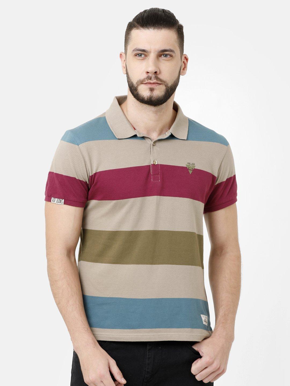 Voi Jeans | Multi T-Shirts (VOTS1457)