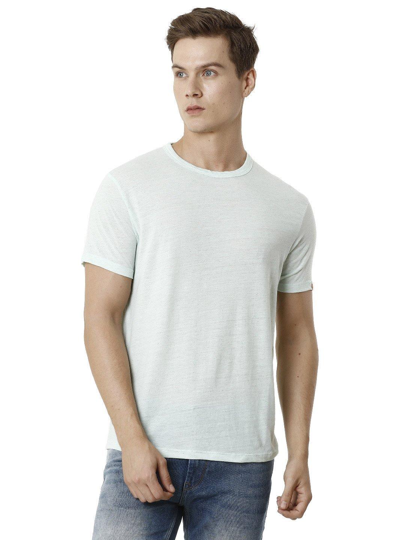 Voi Jeans | Blue T-Shirts (VOTS1458)
