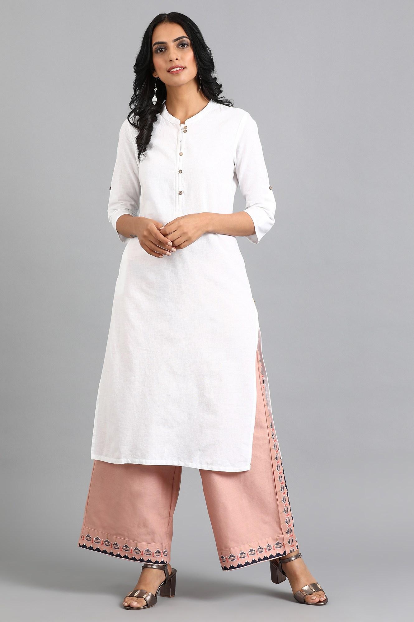 W | W Women Multi Color Bottomwear