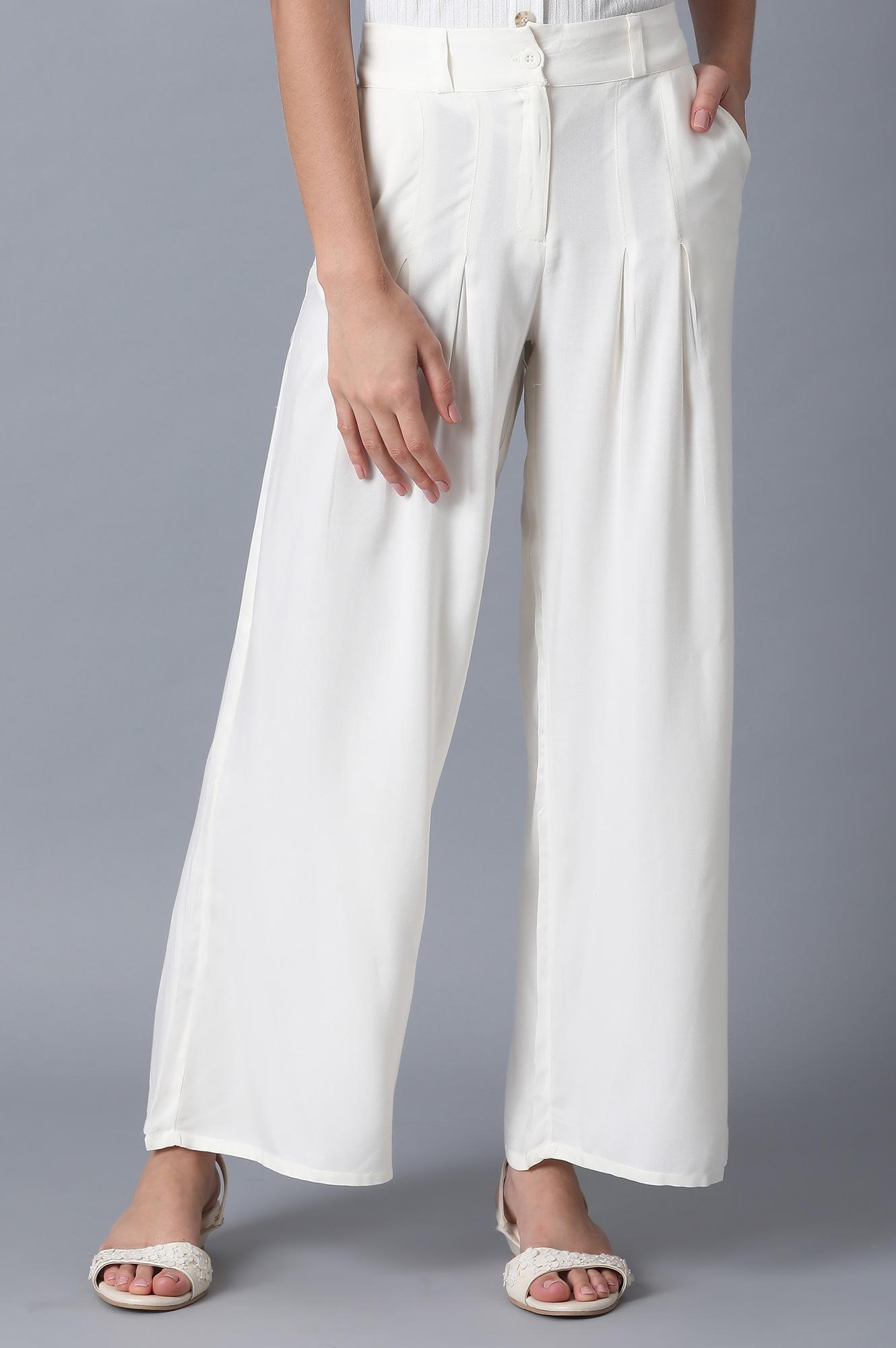 W | W Women Multi Color Pants
