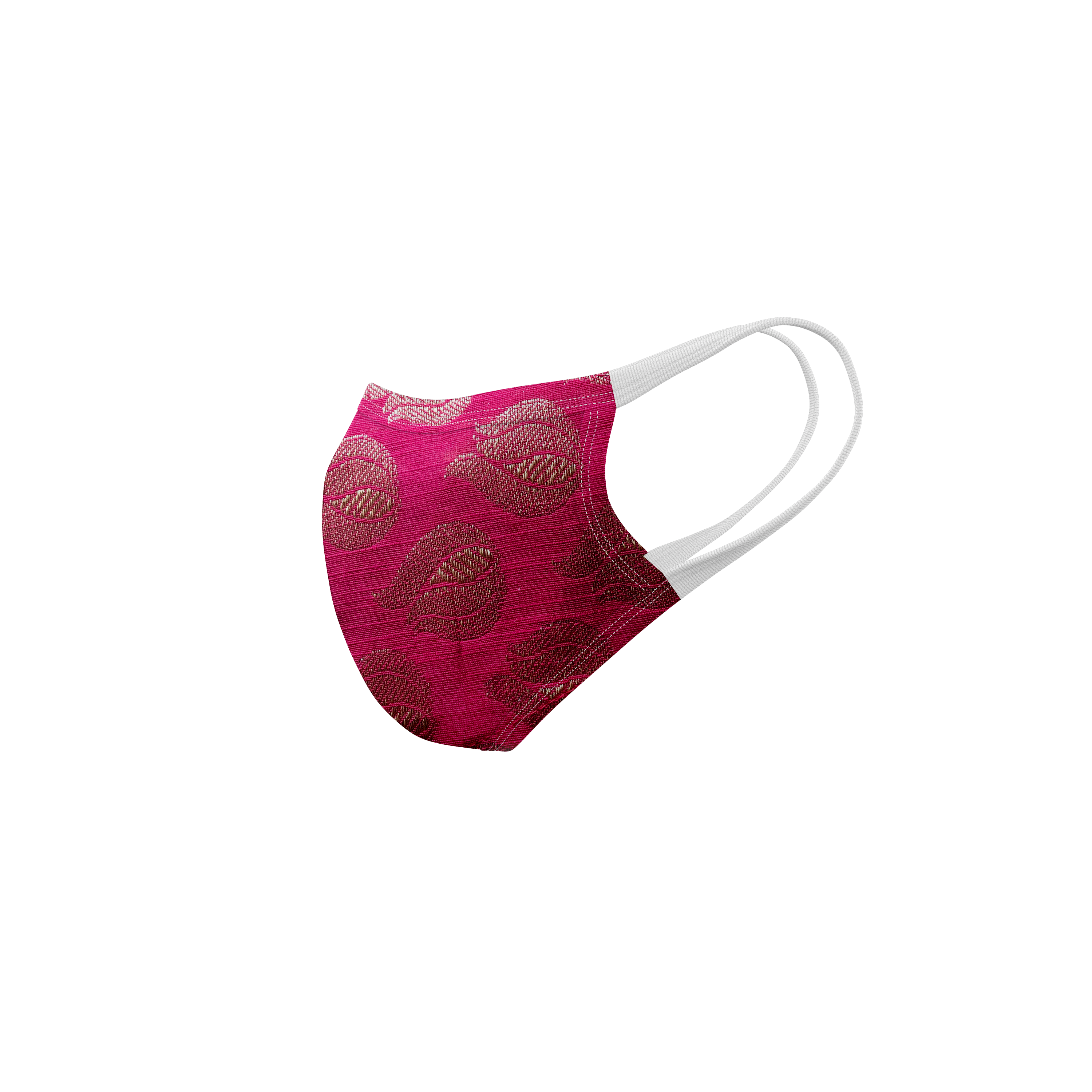 Ethnicity | Ethnicity Red_Pink pack of 2 Women fashion mask
