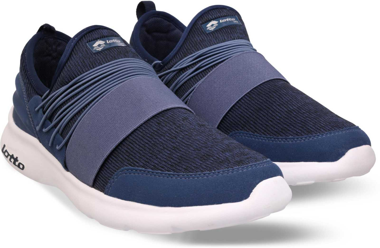 Lotto | Lotto Men's Mid Night Navy/White Training Shoes