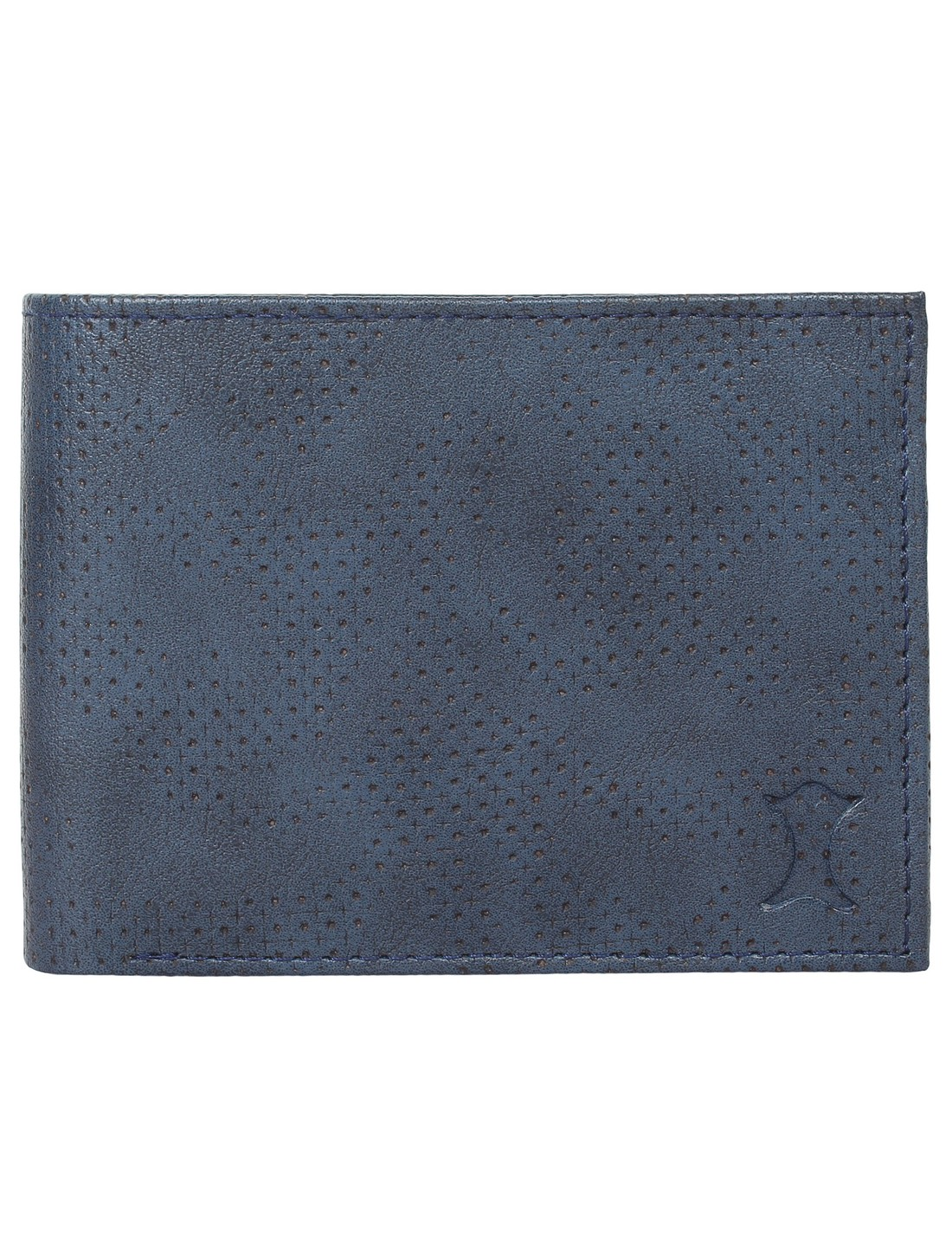 CREATURE | CREATURE Bi-Fold Pu-Leather Wallet with Multiple Card Slots for Men