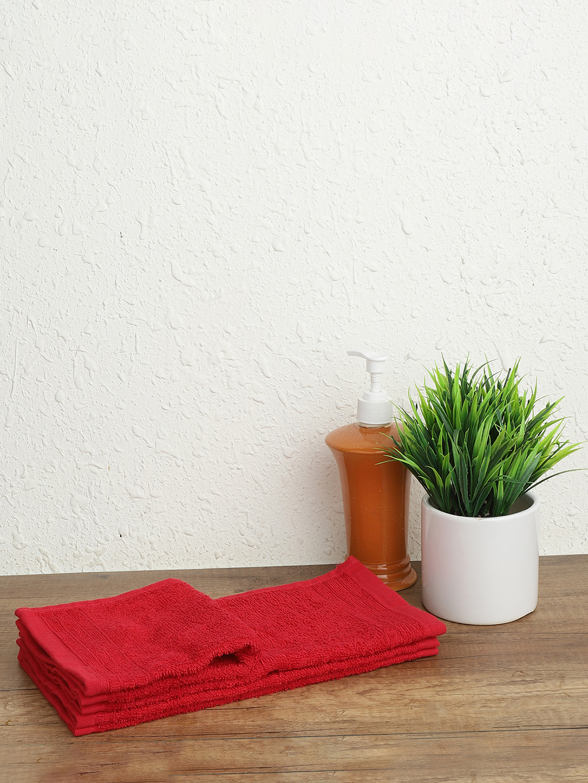 OCTAVE | Hand Towel BRICK