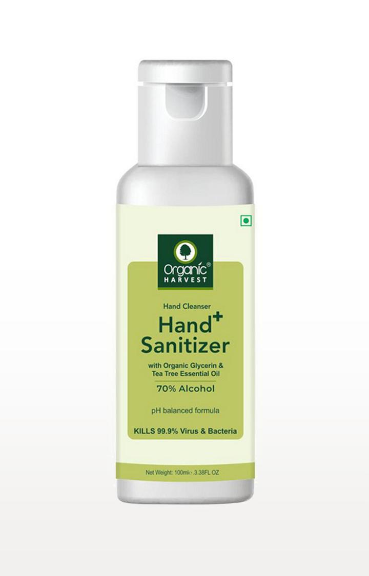 Organic Harvest | Hand Sanitizer(100ml) - Pack of 4