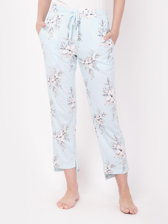 YOONOY   printedf loungewear shorts