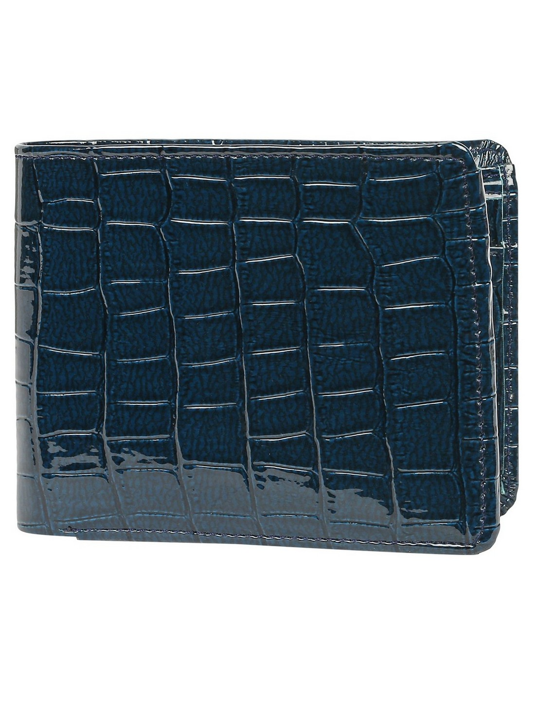 CREATURE | CREATURE Bi-Fold PU-Leather Wallet for Men with Multiple Card Slots