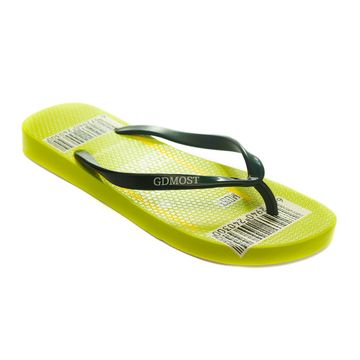 Trends & Trades | TRENDS & TRADES Yellow Flip Flops Sandal For Women