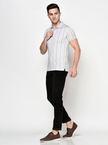 OCTAVE   Men OLIVE Trousers
