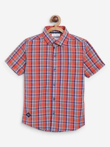 OCTAVE | Boy'S CORAL Shirts