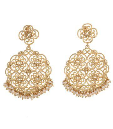 ZARIIN | Spirit of Gold Earrings