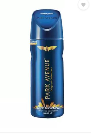 Park Avenue deodorant and perfume | PARK AVENUE Good Morning Freshness Body Spray - For Men