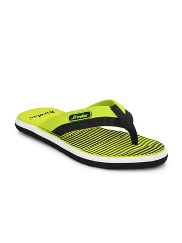 Hirolas | Hirolas Fabrication Flip-Flops comfortable Slippers - Green