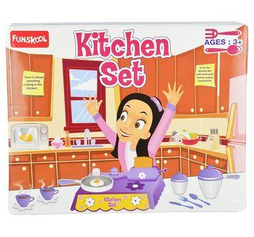 Giggles | Giggles Kitchen Set for Kids age 3Y+