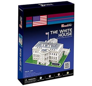 Cubic Fun | NE THE WHITE HOUSE