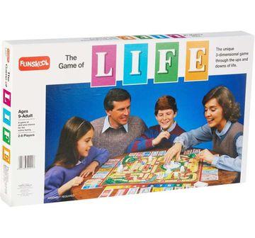 Funskool | Funskool Game of Life Board Games for Kids age 8Y+