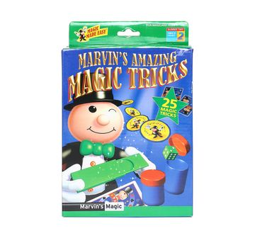 Marvin's Magic | Marvin'S Magic Amazing Magic Tricks, Magic Made Easy Series 1 Impulse Toys for Kids age 6Y+