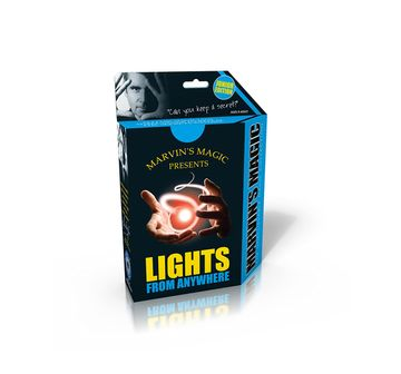 Marvin's Magic | Marvin'S Magic Lights From Anywhere Blister Card (Junior) Impulse Toys for Kids age 8Y+