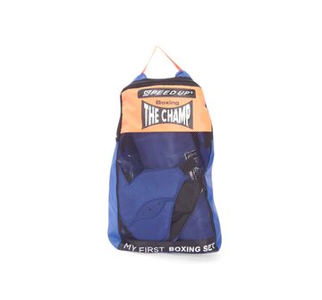 Speed Up | Speed Up Deluxe Boxing Set for Kids age 6Y+ (Blue)