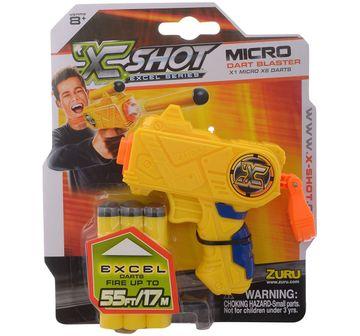 X-Shot | X-Shot Micro Dart  Blasters for Kids age 8Y+