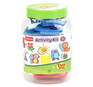 Fun-Dough   Fun Dough Activity Kit Clay & Dough for Kids Age 3Y+
