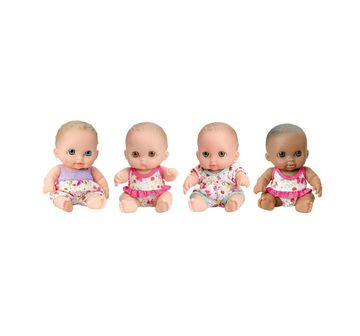 Calinou | Calinou Lil Dolls, Pink (Color May Vary) Dolls & Accessories for Girls age 24M+