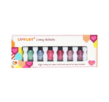Luvley | Luvley Cutesy Nailtastic Toileteries and Makeup for Girls age 6Y+