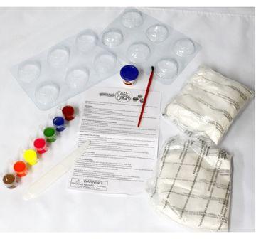 Toy Kraft | Toy Kraft Make Your Go Green Bags, Multicolor, 7Y+