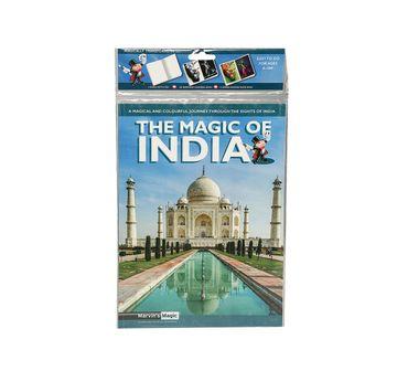 Comdaq | NE HM Marvins India Magic Book A4