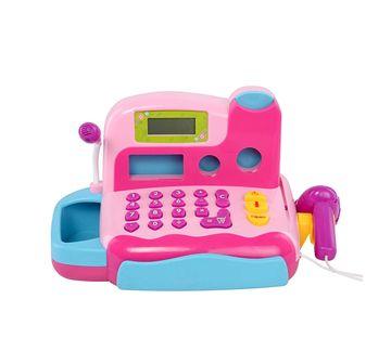 Comdaq | Comdaq Cash Register Roleplay Set for Girls age 5Y+ (Pink)