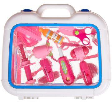 Comdaq   Comdaq Roleplay Doctor Set for Kids age 5Y+ (Pink)
