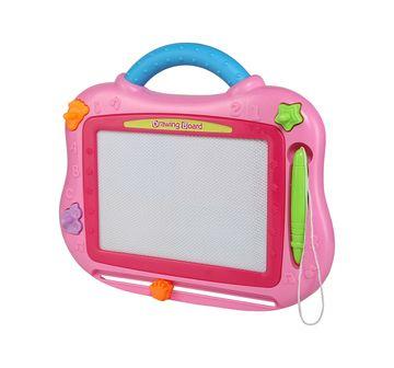 Comdaq   Comdaq Hamleys Magic Drawing Board for Kids age 3Y+ (Pink)