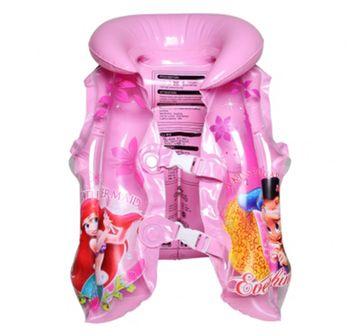 Disney | Disney Mesuca Princess Inflatable Swimming Suit , Blue, 2Y+