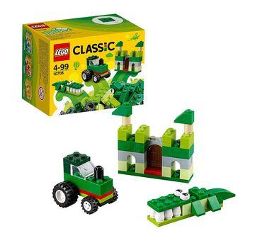 LEGO | Lego Classic Green Creativity (66 Pcs) 10708