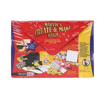Marvin's Magic | Marvin'S Magic Create And Make Magic Impulse Toys for Kids age 5Y+