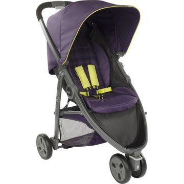 Mothercare   GracoPurple EVO Mini Night Shade Stroller Purple