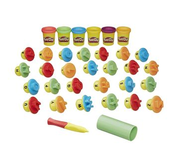 Play-Doh | NE PLAYDOH LETTERS AND LANGUAGE
