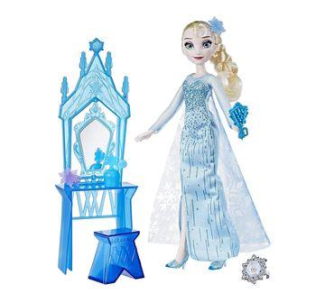 Disney | Disney Frozen Elsa And Coronation Vanity Dolls & Accessories for Girls age 6Y+
