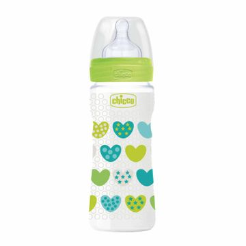 Mothercare   Chicco Wb 250Ml Sil Feeding Bottle