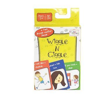 Trunkworks   Trunk Works Wiggle N Giggle  Games for Kids age 3Y+
