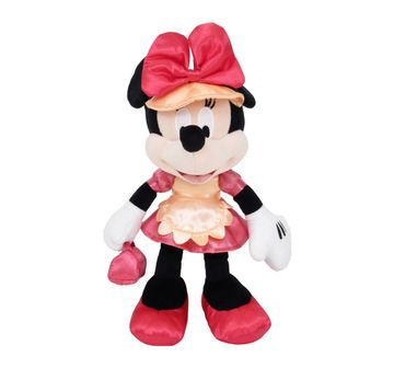 "Disney | Disney Minni in Pet Sitting 10"" Soft Toy for Kids age 1Y+"