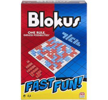 Mattel   Mattel Games Blokus Fast Fun Games for Kids age 5Y+