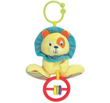 WinFun | Winfun Caesar The Yellow Lion Rattle New Born for Kids age 0M+
