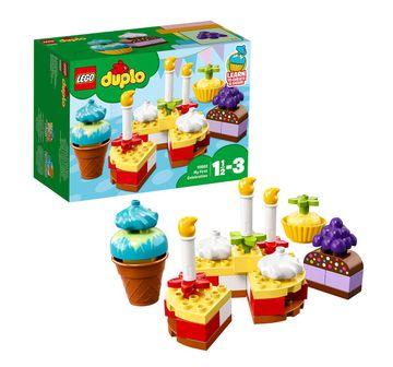 LEGO | Lego Duplo My First Celebration Building  (41 Pcs) 10862 Blocks for Kids age 1½Y+