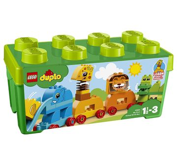 LEGO   Lego Duplo My First Animal Building Blocks 1.5 To 3 Years (34 Pcs) 10863
