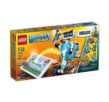 LEGO | Lego Boost Creative Toolbox Creative Toolbox 17101  Blocks for Kids age 7Y+